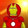 Iron man by HirOinEvOl