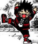 FanColoring2: Gid Deviluke by AkumuOokami