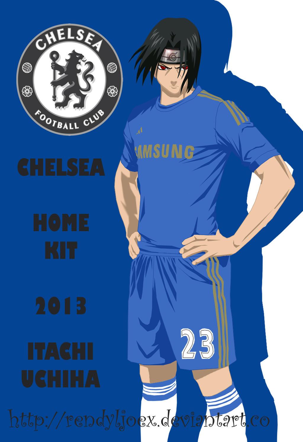 Chelsea home kit 2013 by rendyljoex on deviantart itachi chelsea home kit 2013 by rendyljoex voltagebd Gallery