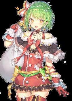 [06012017] Christmas Girl Render