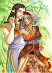 Weena Contest - Gwylym and Weena