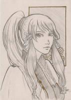 Loryana for Tiali by Iksumi