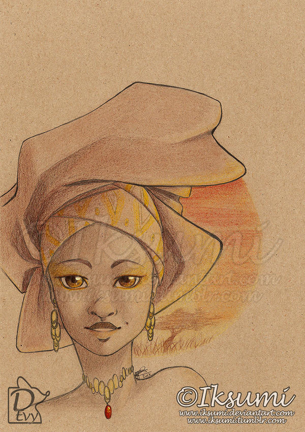 Africa 4 by Iksumi