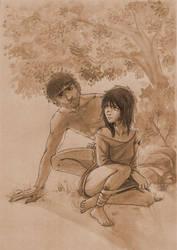 Art-Trade - Aoo et Mika