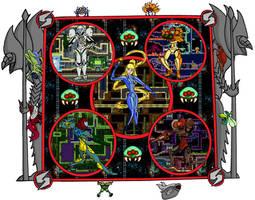Metroid's 25th: A Tribute by MilleniumRodan