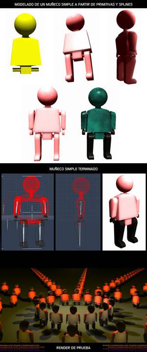 Modelado Munheco Simple