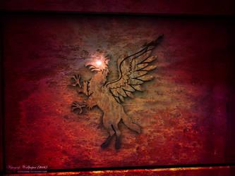 Hippogriff Wallpaper by javierlovera