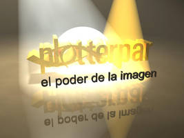 Logo Plotterpar on Spotlight