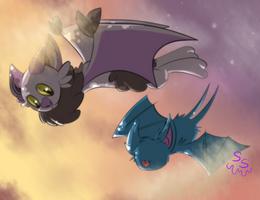 PKMNation - Love is in the air by SillySliggoo