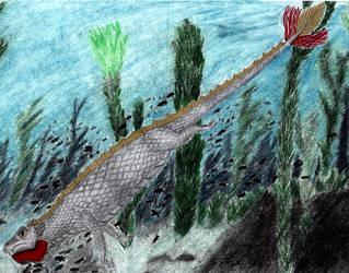 Sea Dragon by CherokeeGal1975