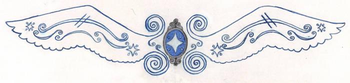 Wing Design by CherokeeGal1975