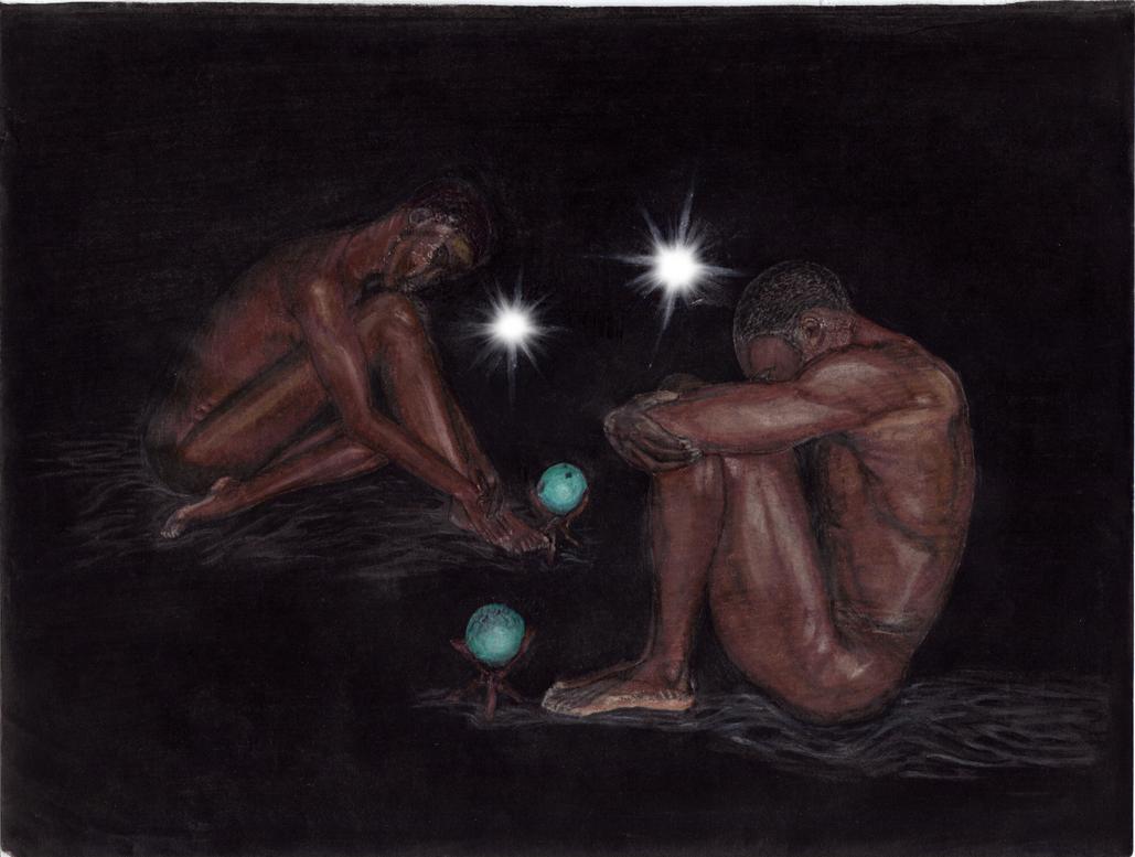 Beauty in the Black 2 by CherokeeGal1975