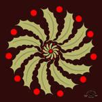 Dandilion Pattern by CherokeeGal1975