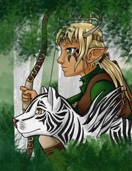 Elfuary::Familiar