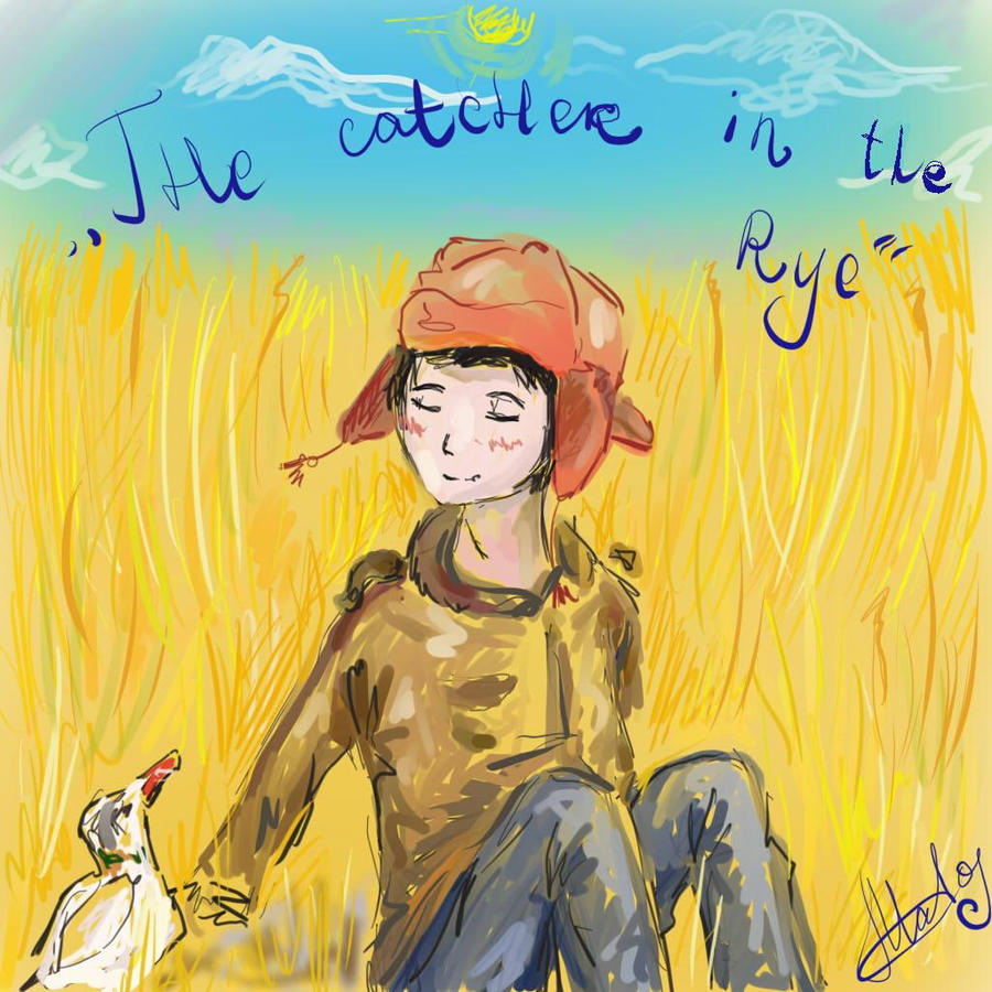holden caufield as a role model in the catcher in the rye