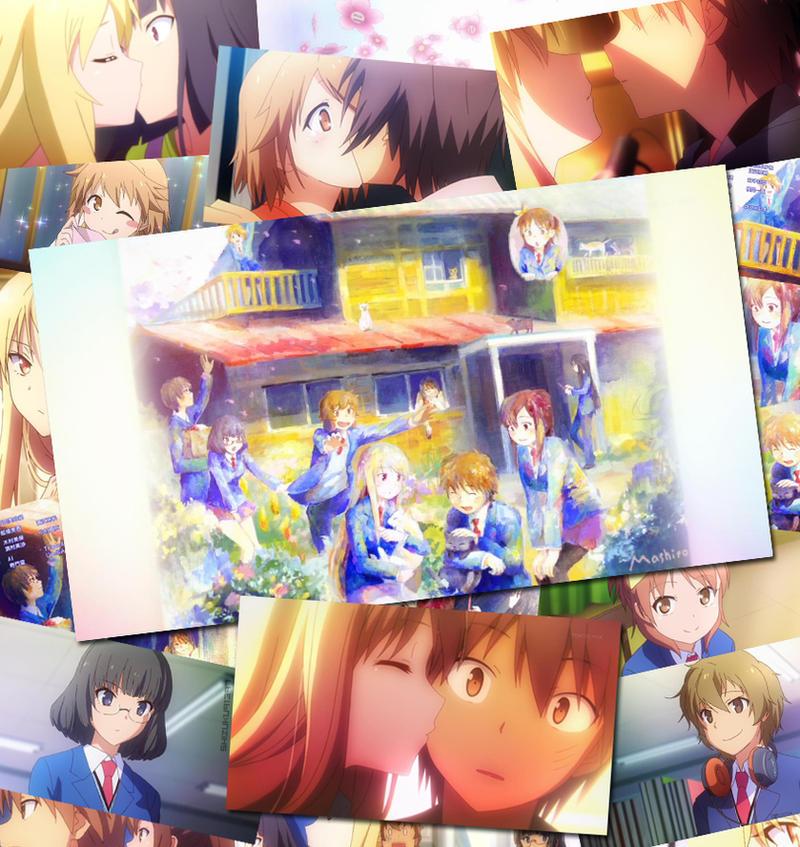 Welcome to Sakurasou by tsundere7698