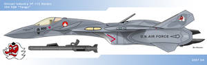 JASDF Thunderbolt 1