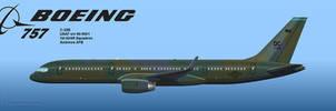 USAF 757 2 by Wolfman-053