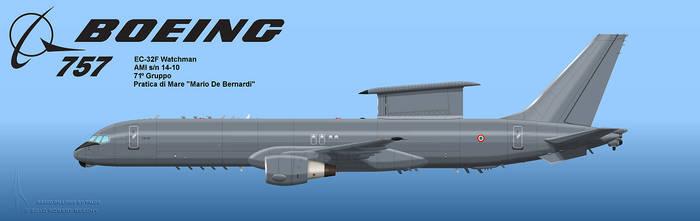 Italian AEW 757
