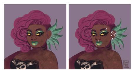 Are You Gay for Mermaid Piercings by AshHavynn