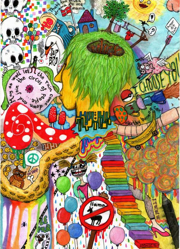 Alternate World by ScruffyFluffy