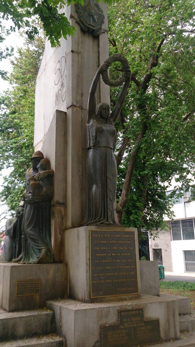 Monumento aos Soldados Constitucionalistas de 1932