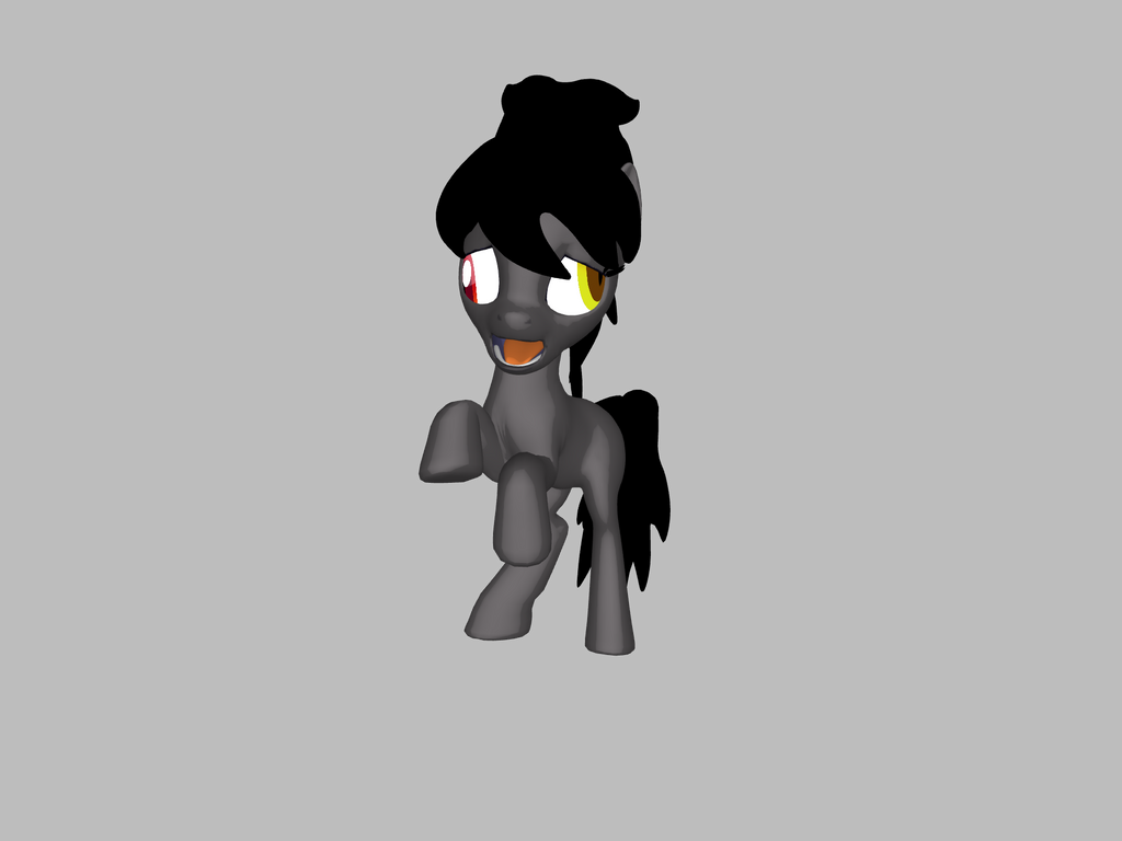 Vience is an earth pony! by killerpinkiepie12