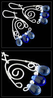 Sea Wave - earrings