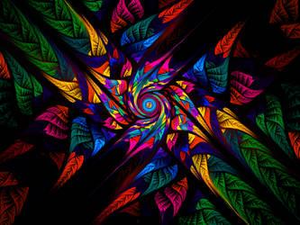 Feb 24 fractal by zgxtbh