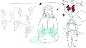 Naruto Original Fan Animation W.I.P
