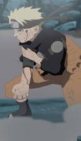 Naruto 629 chapter  Still shot reupload