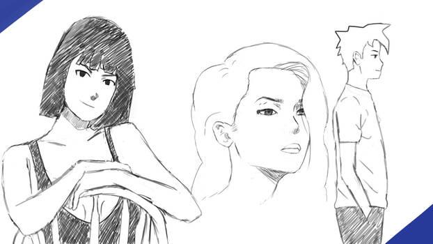 Quick doodles