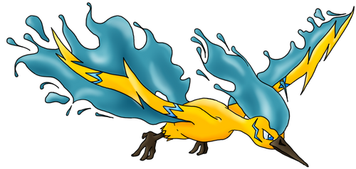 Xeel Moltres by PokebladeRED