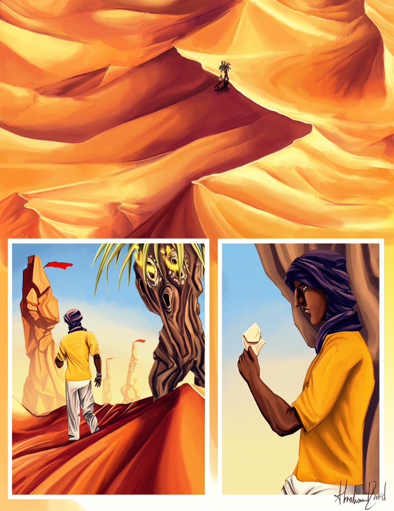 Path by abrahamdavid
