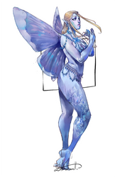 [Comm] As cold as ice by abrahamdavid