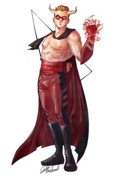 [GIFT] The Crimson Horn