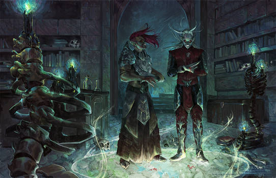 [Comm] Gavam and Arvandrys Dorom