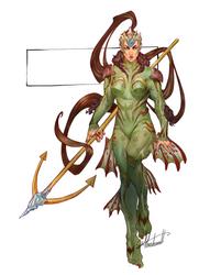 [Comm] Princess Alenah Of Atlantis
