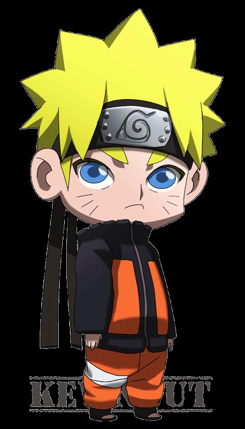 Naruto Chibi By Kevintut On Deviantart