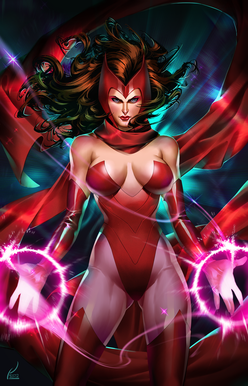 Image result for scarlet witch sexy