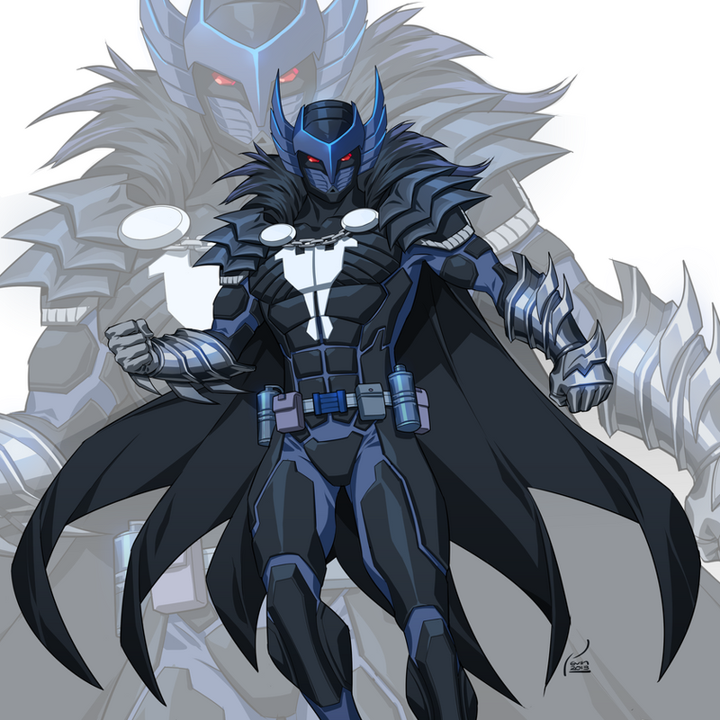 Commission: TalonKnight by kevinTUT
