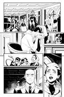 Uncanny Avengers #18 Page 1 by kevinTUT