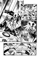 Uncanny Avengers #21 PAGE 2 by kevinTUT