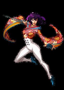 Commission: Kyoko