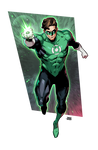 COMMISSION: Green Lantern
