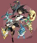 Pokemon Trainer OC Contest