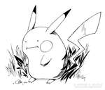 DITTO PIKACHU by EvilApple513