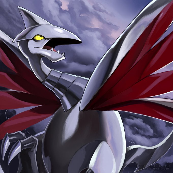 2 Skarmory (Pokemon) HD Wallpapers   Backgrounds - Wallpaper Abyss