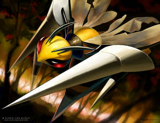MegaBeedrill by EvilApple513