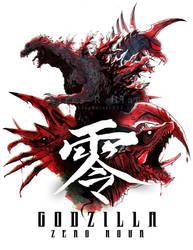 GODZILLA -Zero Hour- by EvilApple513